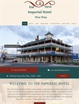 Imperial Hotel Wee Waa has a website