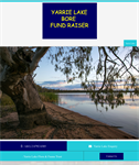 Yarrie Lake Fundraising website