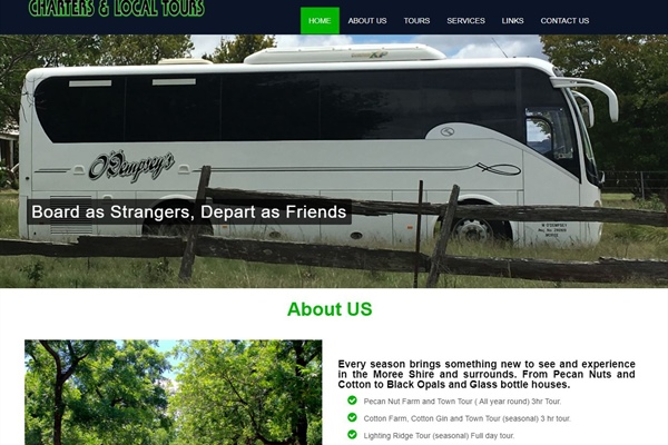 O'Dempsey's Charters & Local Tours