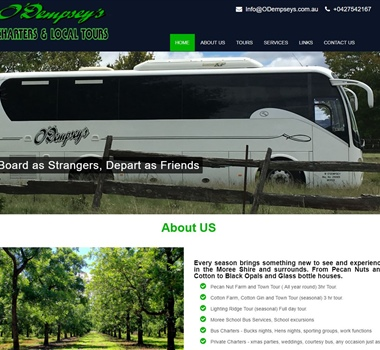 ODempsey's Charters & Local Tours