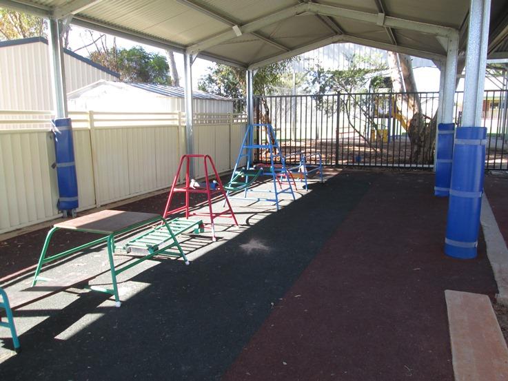 Preschool Grounds