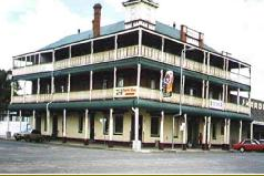 the Imperial Hotel Before