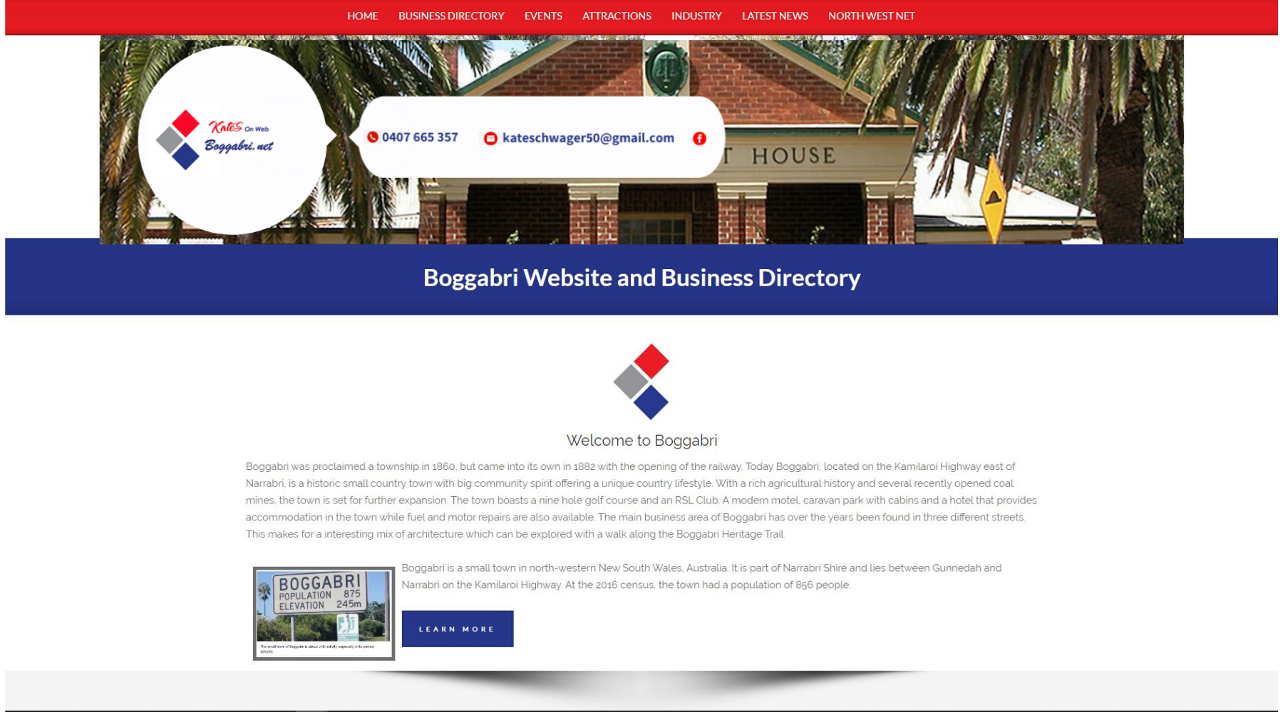 Boggabri Website Coming Soon...