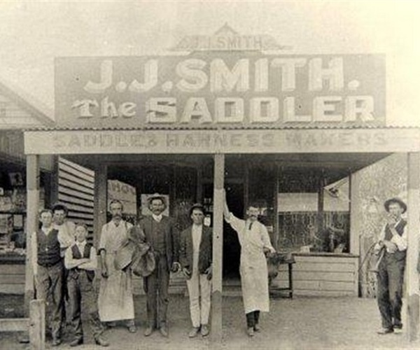 JJ Smith - The Saddler - Wee Waa