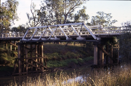 Collins Bridge - Wee Waa